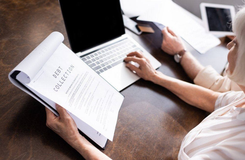 Debt collection advice for small business