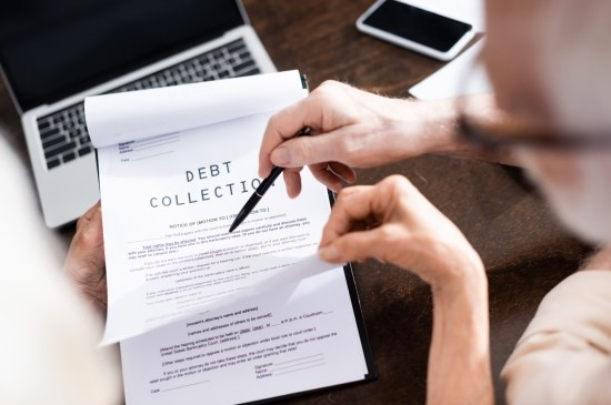 History of debt collection